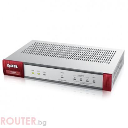 Мрежово устройство ZYXEL ZyWALL USG 40W