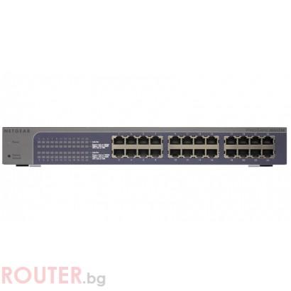 Мрежов суич NETGEAR JGS524E 24xGbE