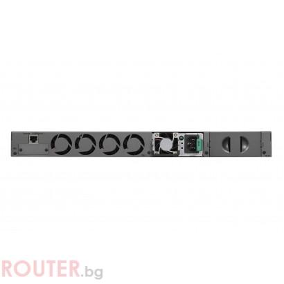 Мрежов суич NETGEAR M4300-52G-POE+ MANAGED SWCH APS550W