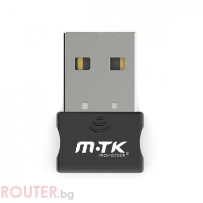 Безжичен мрежов адаптер Moveteck GT863