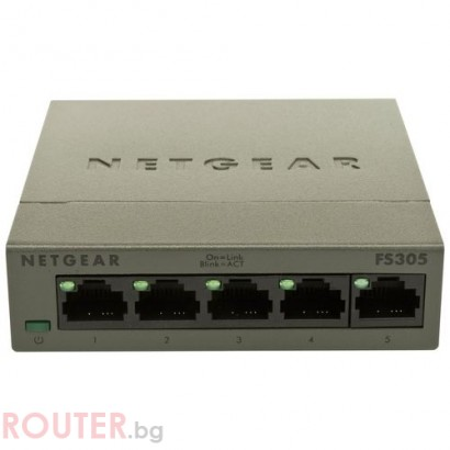 LAN Switch NETGEAR FS305-100PES