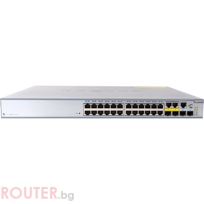 Мрежов суич OPZOON PT-2960G-28P Managed L2 Gigabit Ethernet Switch
