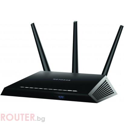 Рутер NETGEAR R7000 Nighthawk Smart WiFi Router AC1900