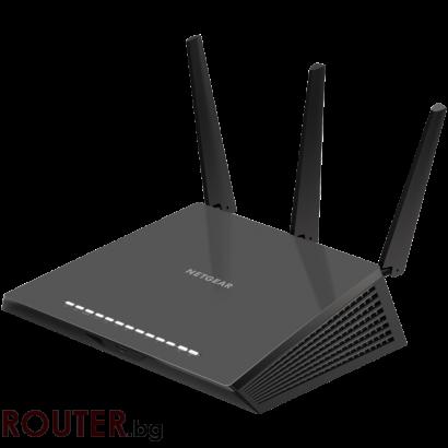NETGEAR R7100LG, NIGHTHAWK AC1900 LTE MODEM ROUT