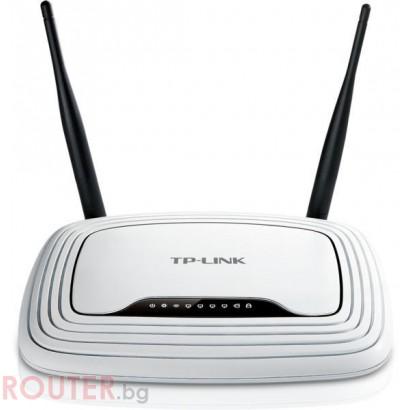 Рутер TP-LINK TL-WR841N 300Mbps