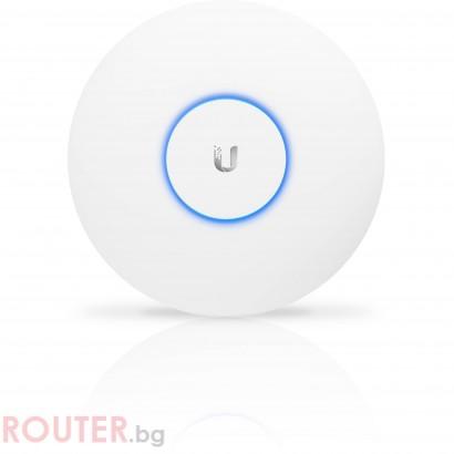 Мрежова точка за достъп UBIQUITI UniFi AP AC Pro, Dual Band, AC1750 (450+1300GHz)