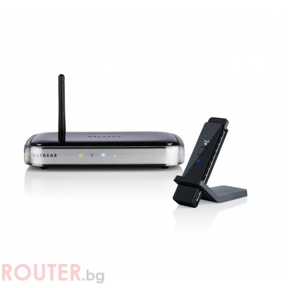 Рутер NETGEAR Bundle Wireless N150 + USB