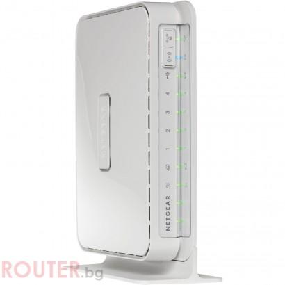Рутер NETGEAR WNR2200-100PES N300
