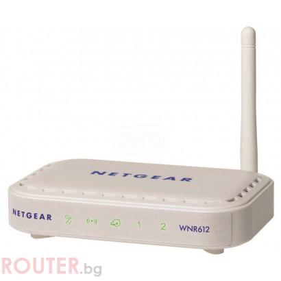 Рутер NETGEAR WNR612-300PES N150