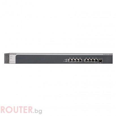Netgear XS708E 8x 10GE, Prosafe Plus Switch
