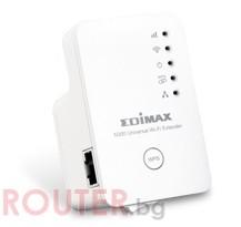 Мрежова устройство Edimax EW-7438RPN Mini 300Mbps Wireless Lan Extender