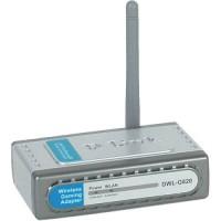 Безжичен геймърски адаптор D-LINK DWL-G820
