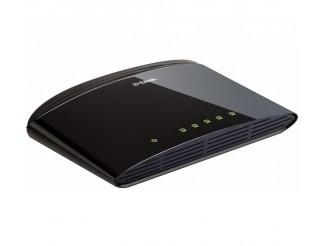 Мрежов суич D-LINK 5-Port 10/100Mbps Fast Ethernet Unmanaged Switch
