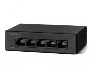 Мрежов суич CISCO SF110D-05 5-Port