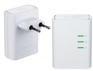 Мрежово устройство D-LINK PowerLine AV 500 HD Starter Kit