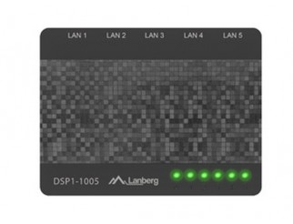 Мрежов суич LANBERG switch DSP1-1005 5-port