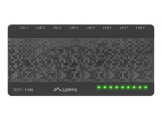 Мрежов суич LANBERG switch DSP1-1008 8-port