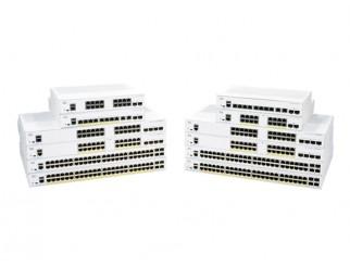 Мрежов суич CISCO CBS250 Smart 48-port GE