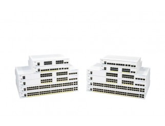 Мрежов суич CISCO CBS350 Managed 24-port GE