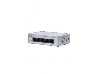 Мрежов суич CISCO CBS110 Unmanaged 5-port GE