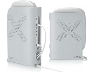 Безжично мрежово у-во ZYXEL Multy Plus WiFi System (Pack of 2) AC3000 Tri-Band WiFi