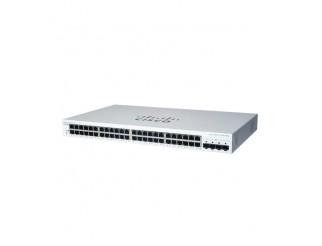 Мрежов суич CISCO CBS220 Smart 48-port GE