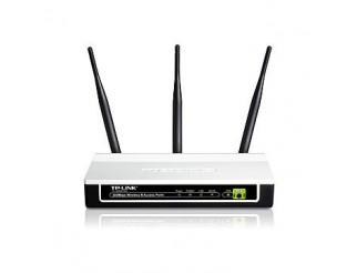 Мрежова точка за достъп TP-LINK 10Base-T/100Base-TX Безжичен