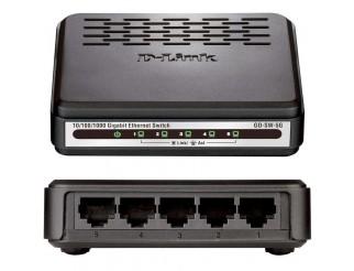 Мрежов суич D-LINK GO-SW-8G/E 8-Port Gigabit Easy Desktop