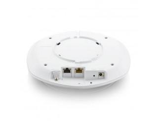 Безжична точка за достъп ZYXEL WAC6303D-S, Wave 2 AC1300, 2xGbE LAN, PoE, монтаж на таван