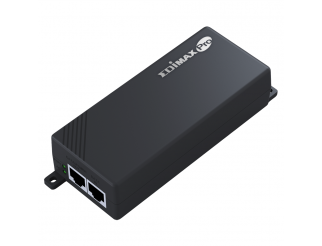 Инжектор Edimax GP-101IT PoE, Gigabit, 30W