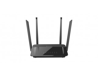 Рутер D-LINK DIR-842 Wireless AC1200 Dual Band Gigabit Router with external antenna