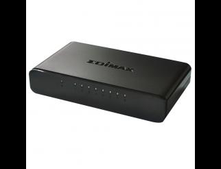 Суич EDIMAX ES-3308P V1, 8 портов, 10/100Mbps