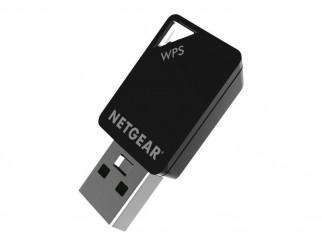 Безжична мрежова карта NETGEAR A6100 600Mbps Wireless-AC USB Adapter