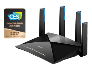 Рутер NETGEAR Nighthawk X10 R9000 Tri-Band WiFi