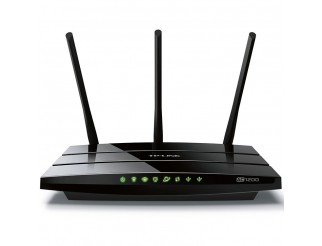 Рутер TP-LINK ARCHER C1200 AC1200 Dual Band Wireless Gigabit Router, 867Mbps + 300Mbps