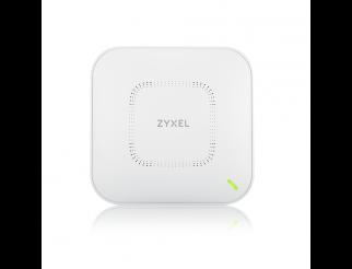 Безжична точка за достъп ZYXEL WAX650S, 802.11ax 4x4 Smart Antenna, Unified AP, 1 годишен NCC Pro Pack лиценз