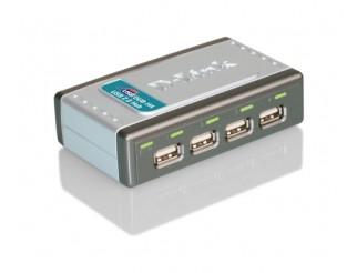 D-Link 4-Port USB 2.0 Hub