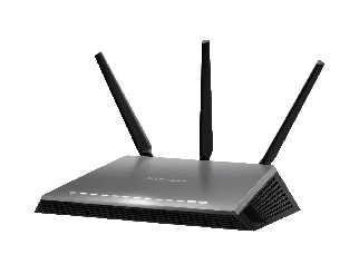 Netgear D7000, 4PT AC1900 WIFI Gigabite Router  with ADSL2+ and USB