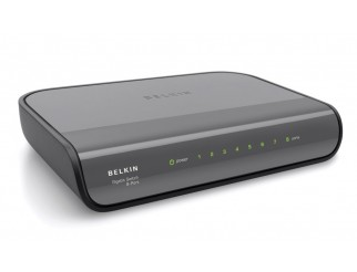 Мрежов суич BELKIN 8 port Gigabit