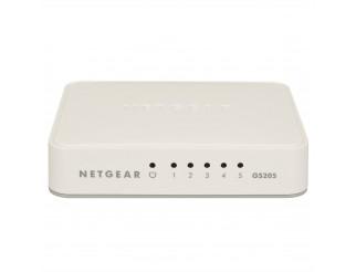Мрежов суич NETGEAR 5 Port Gigabit Switch