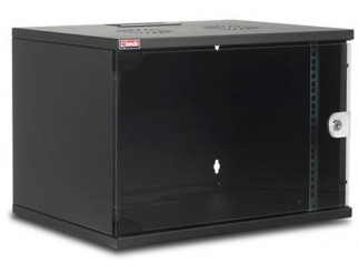 "LANDE Комуникационен шкаф SOHO Cabinet, 540x400mm, 9U , 19"""