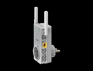 Мрежова точка за достъп NETGEAR EX3800 AC750 DUAL BAND