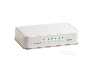LAN Switch NETGEAR FS205-100PES