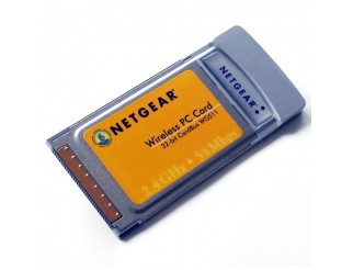 NETGEAR WG511EE Wireless PCMCI Card